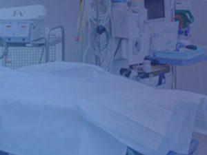 Bloc opératoire du cabinet du Docteur Yachouh