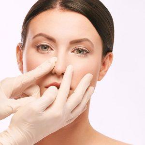 Chirurgie esthétique du nez